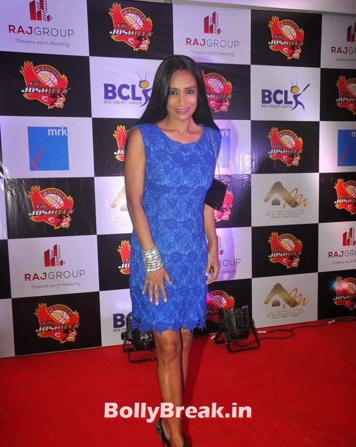 Suchitra Pillai, Photos From Jaipur Raj Joshilay Team Jersey Launch