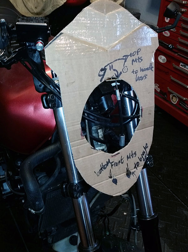 Tims Motorcycle Diaries: Naked ZG1000 Custom Inspiration