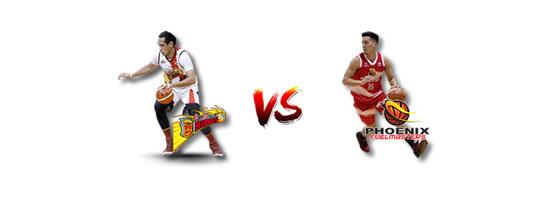 May 30: Phoenix vs SMB, 7:00pm Smart Araneta Coliseum