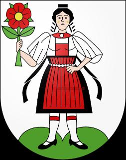 Sainte Bécassine  Guggisberg-coat_of_arms