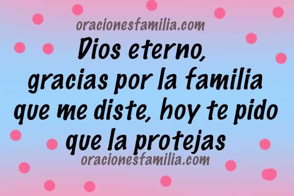 Poderosa Oración de protección para mi familia,  hijos, hermanos, pareja, padres, oración de bendiciones  para todos en la familia por Mery Bracho.