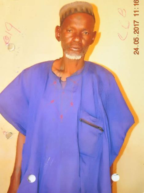 Notorious Man Wanted For Killing 27 Persons In Niger State