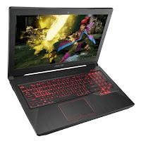 ASUS FX503VD laptop gaming untuk main PUBG