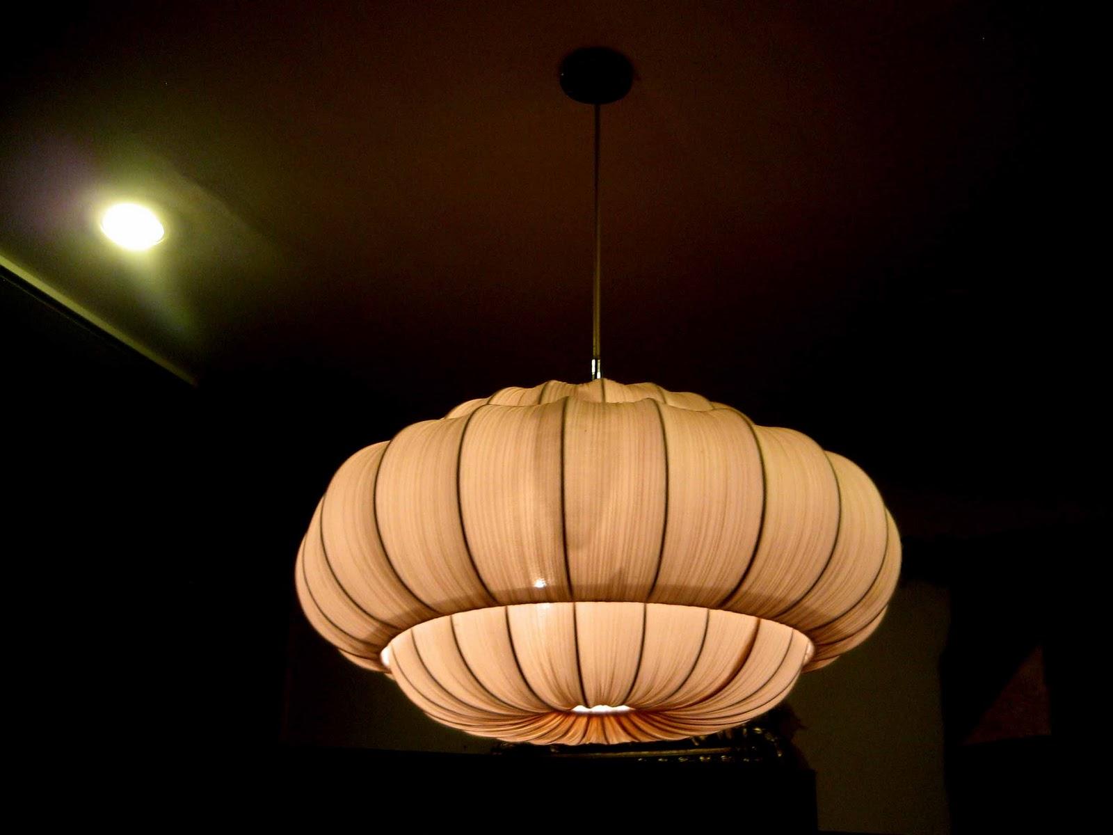 Jakarta Lamp Shades: Hanging Lamp