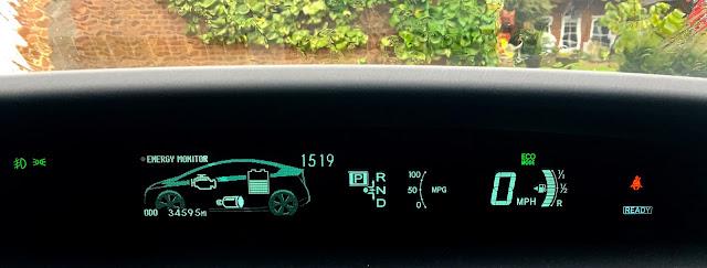 Toyota-Prius-Hybrid-Car