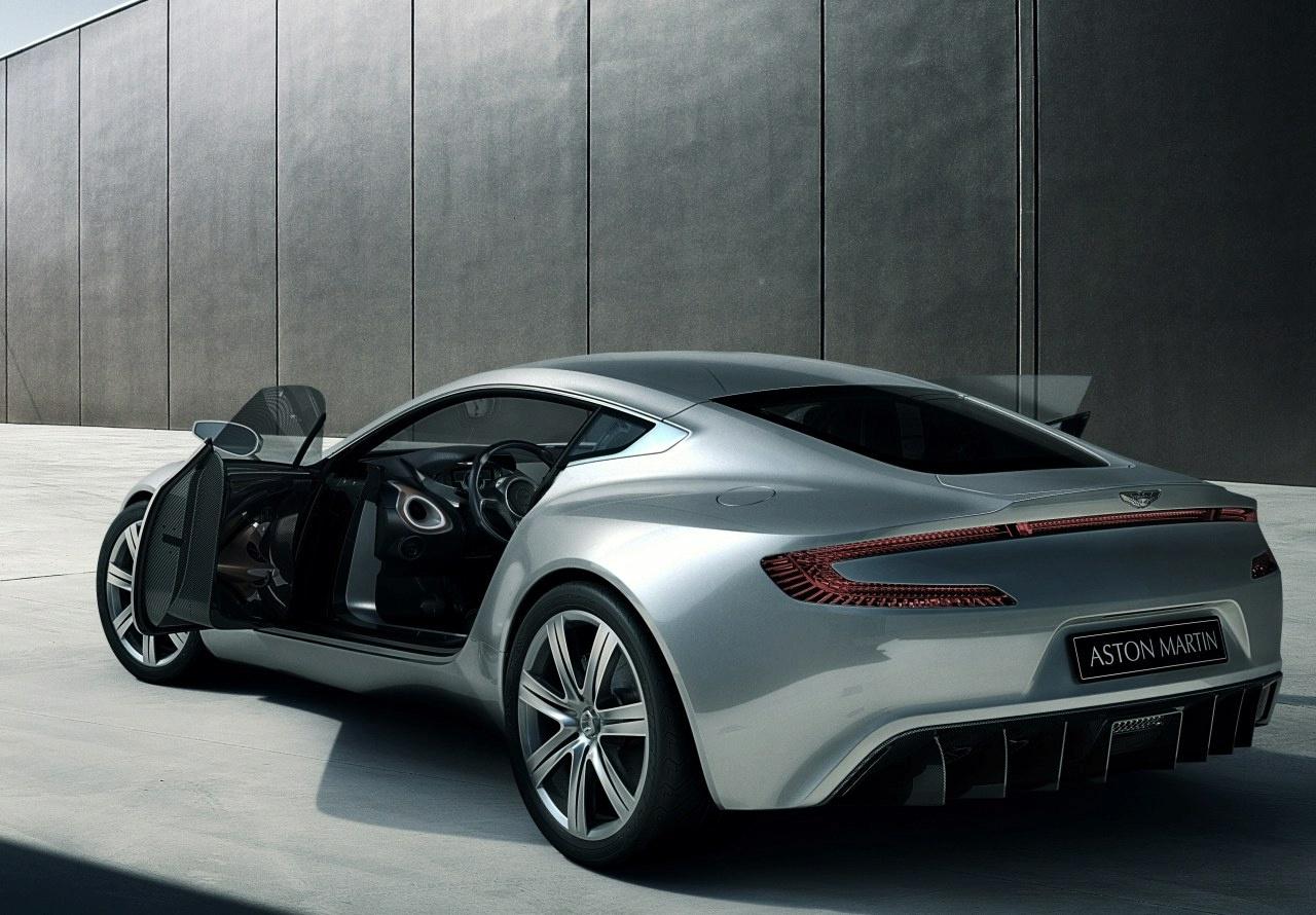 Adam's Amazing Book: Aston Martin One-77