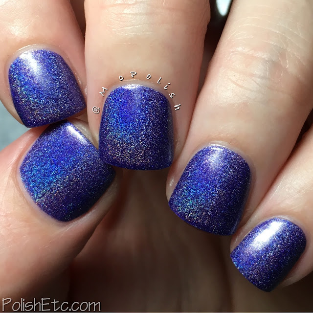 Nine Zero Lacquer - ROY G BIV Collection - McPolish - Chromatic