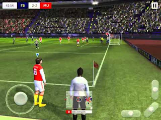 Dream League Soccer 2016 Mod Apk all unlock