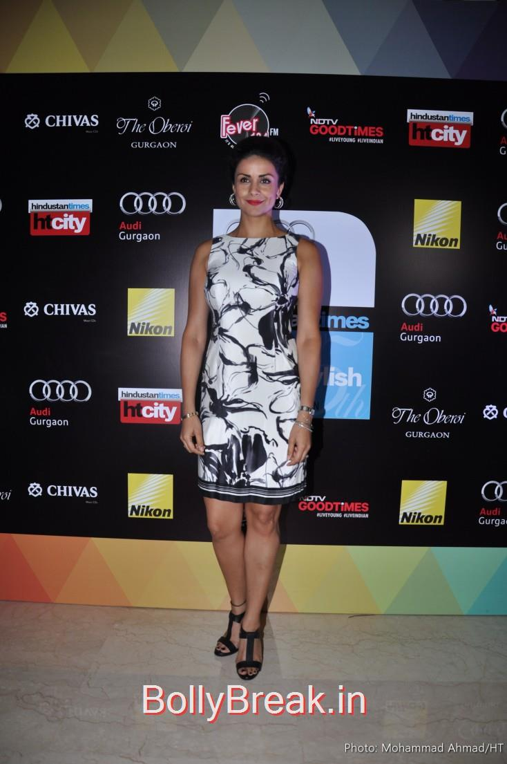Gul Panag, Jacqueline Fernandez Priyanka Chopra Hot HD Images From Rock the Capital