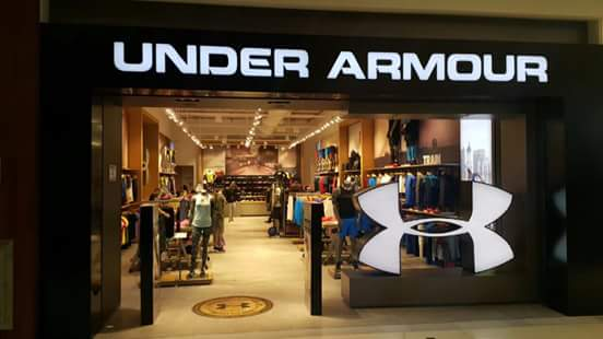 Under Armour Altaplaza Mall