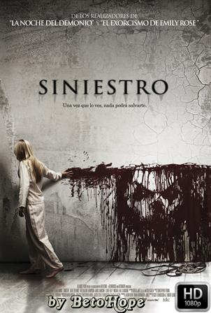 Siniestro [2012] [Latino-Ingles] HD 1080P [Google Drive] GloboTV