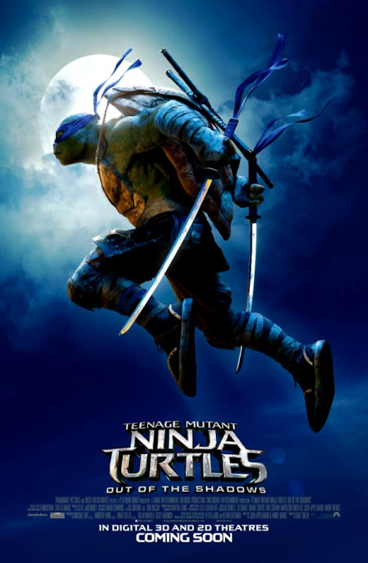 Teenage Mutant Ninja Turtles 2 2016 Hd Wallpapers Opera