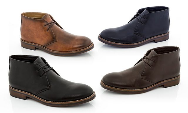 Choosing the right men shoes