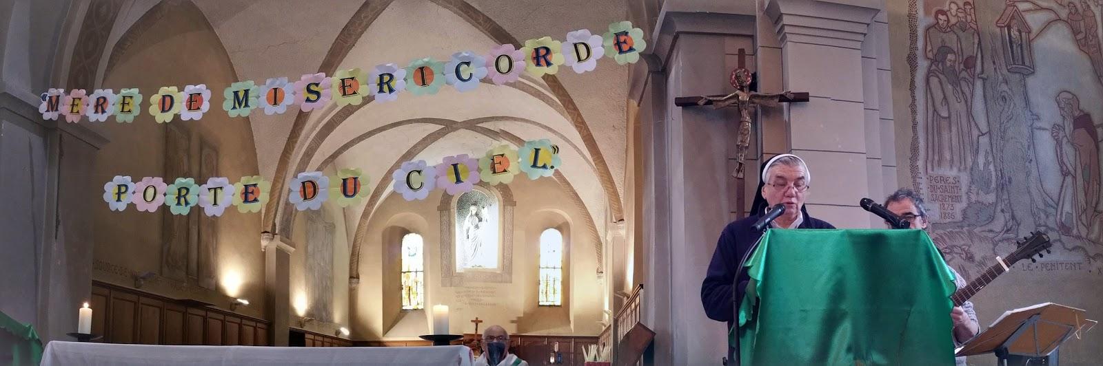 Clôture de l'année de la miséricorde