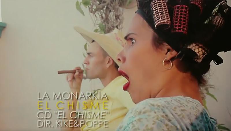 La Monarkia - ¨El chisme¨ - Videoclip - Dirección: Enrique Velázquez - Marcos Poppe. Portal Del Vídeo Clip Cubano