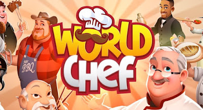 World Chef Mod Apk Download Unlimited Money