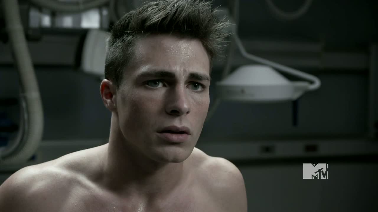 Nobody is complaining.   Colton haynes, Shirtless actors