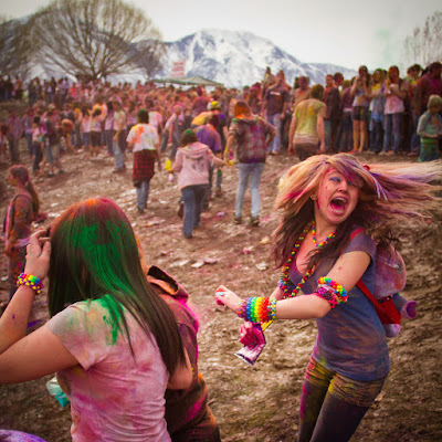 collection of Holi Wallpapers for your PC