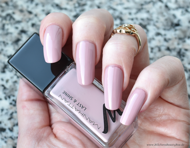 Nagellack - Manhattan - Be a Queen