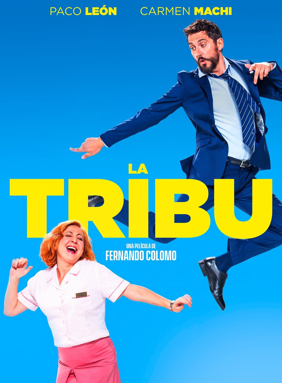 La tribu [2018] [DVD9] [PAL] [Español]