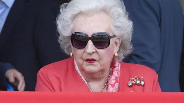 """""""Papeles de Panamá"""" implican también a la tía del rey de España"""