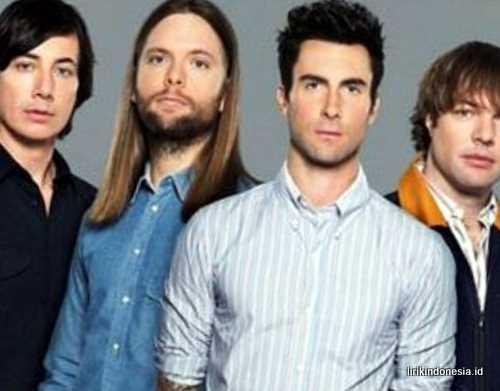 Lirik One More Night Maroon 5
