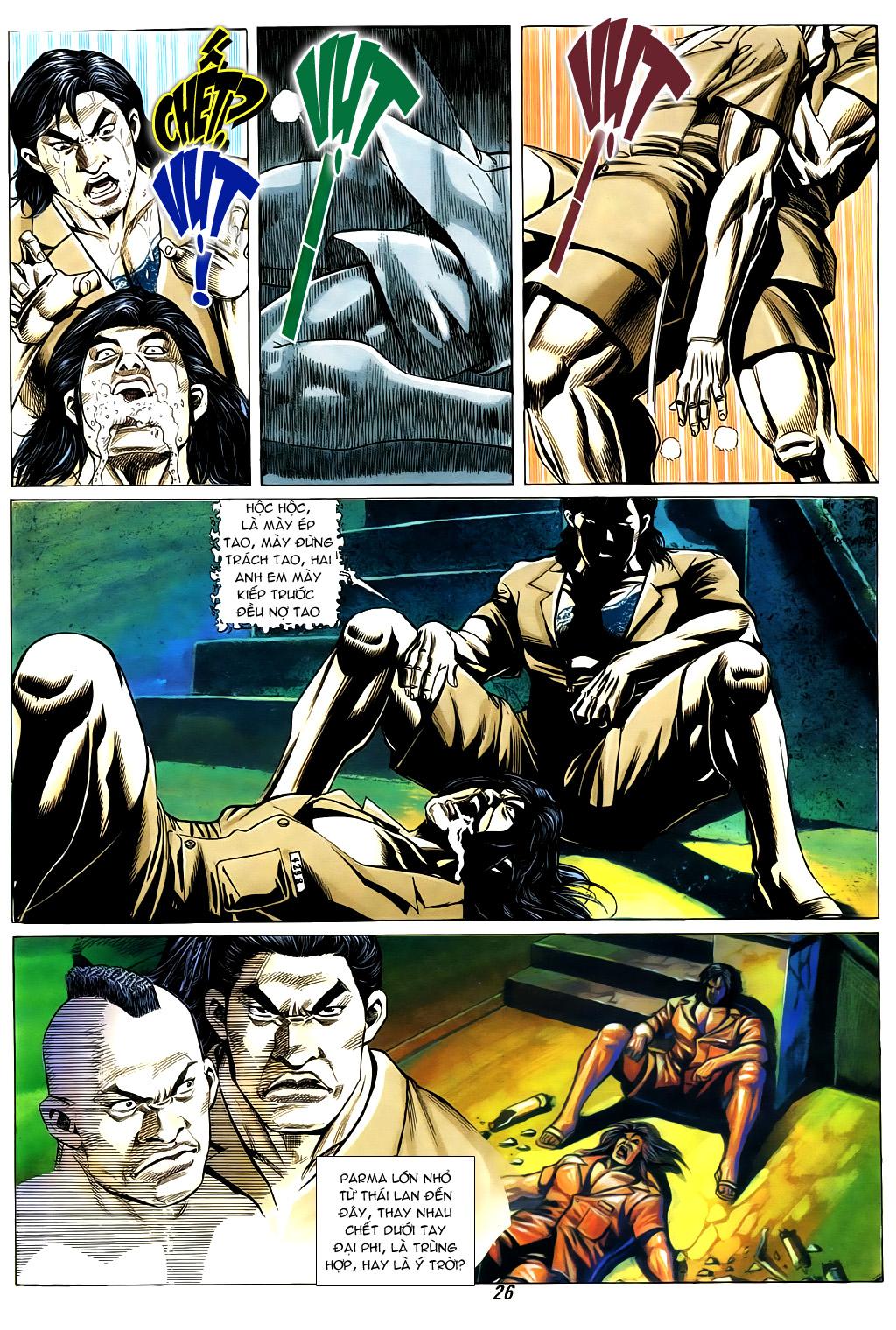Người Trong Giang Hồ chapter 328 trang 25