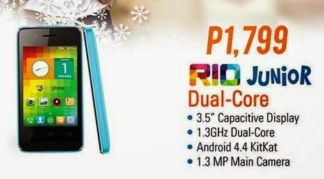 Myphone Rio Junior