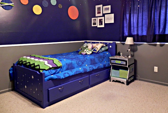 Space Decorations For Bedrooms