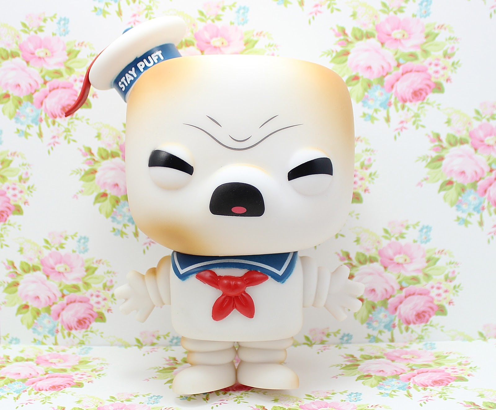 Angry Stay Puft funko pop