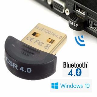MINI BLUETOOTH 4.0 DONGLE USB