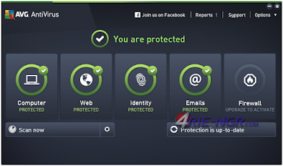 AVG Antivirus PRO 2016 16.81.7640 Final Full Version