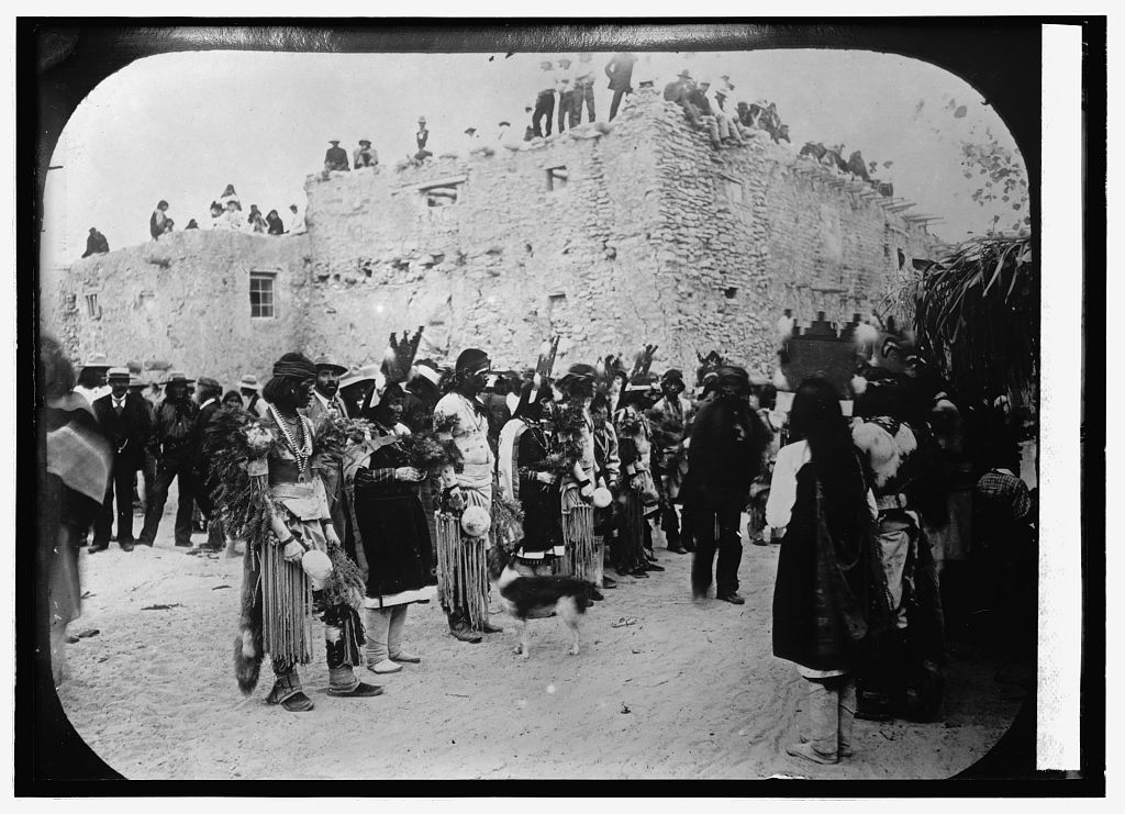 the hopi indians Hopi indians held prisoner on alcatraz in 1895 photo: mennonite library and archives more than a million people visit alcatraz each year, but few know that, for almost eighty years, the island was the site of the first fortress and military prison on the west coast.
