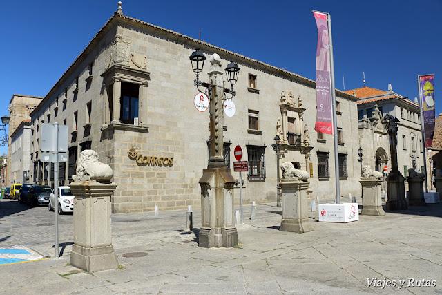 Palacio Rey Niño, Avila