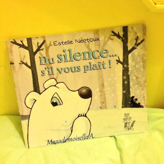 Du silence... s'il vous plait !