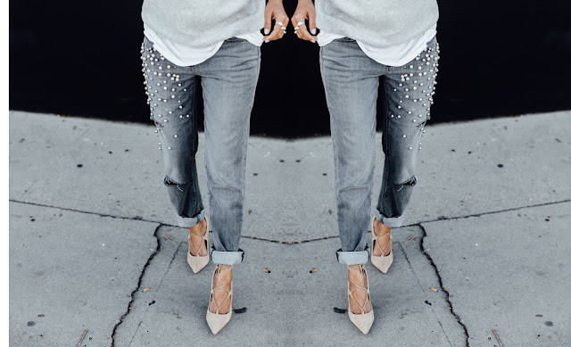 pearls-jeans