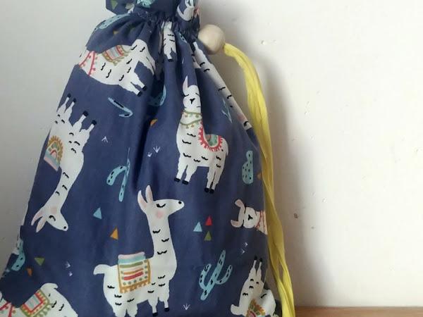 Back to School #9 : Un sac à goûter vraiment pratique