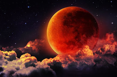 blood moon lunar eclipse virgo - photo #41