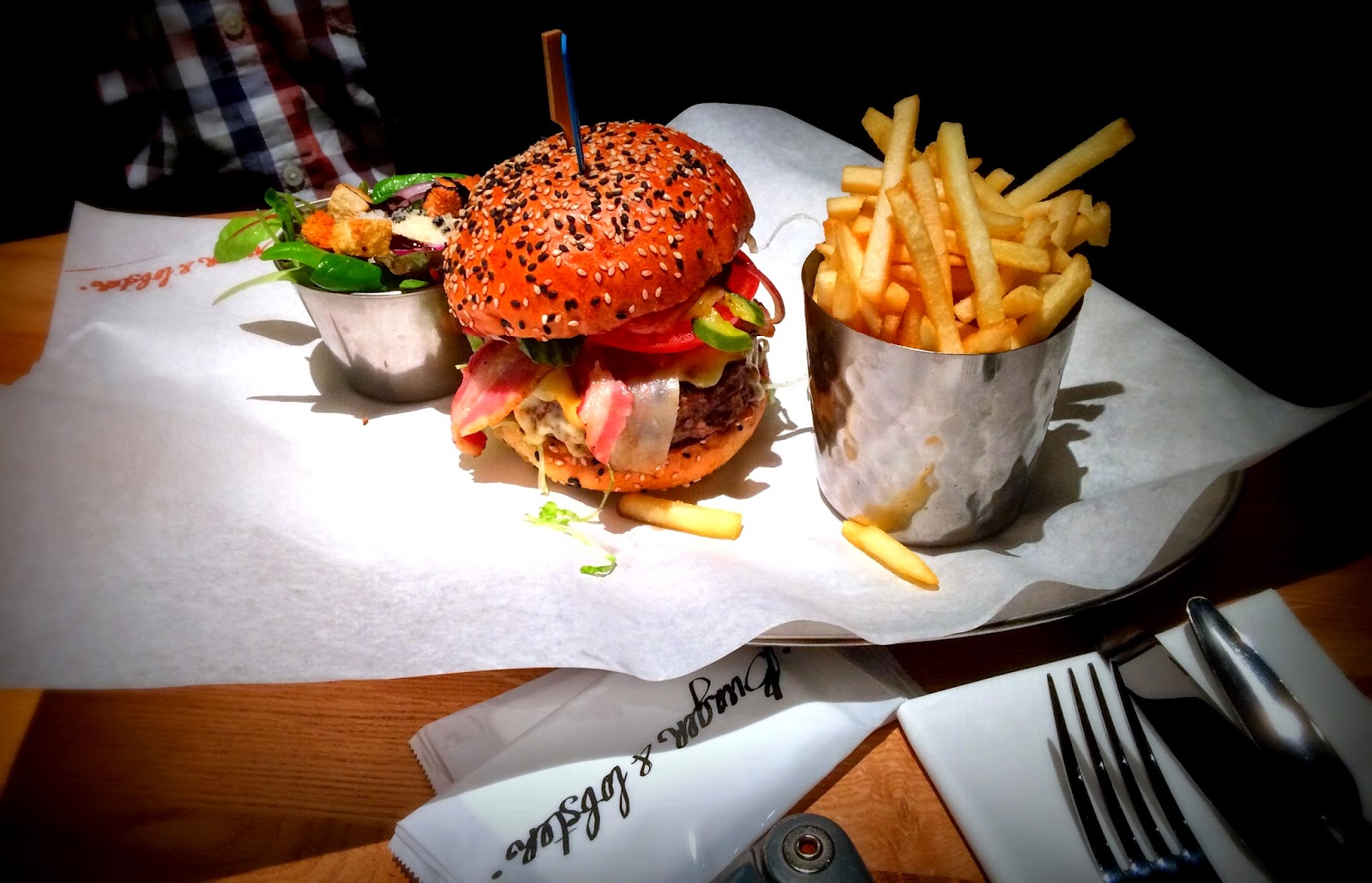 Burger & Lobster, Burger & Lobster Cardiff, St Davids II, Restaurants in Cardiff, Seafood in Cardiff