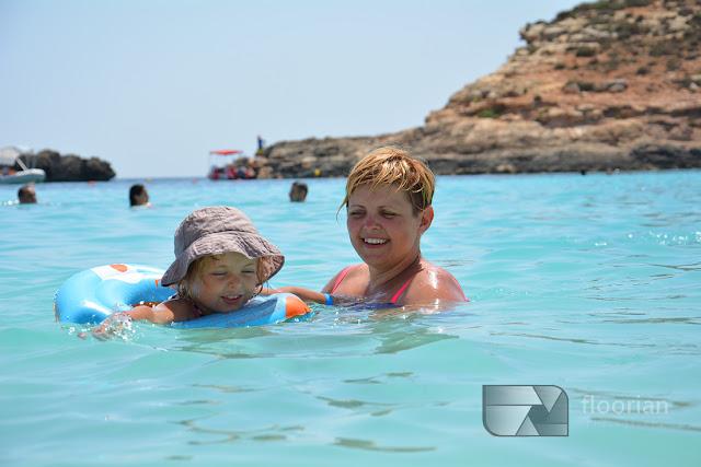 Plaze na Malcie przyjazne dzieciom. Dzieci w podróży. Blog podróżniczy
