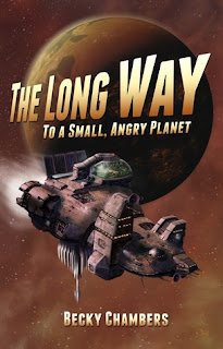 InTori Lex, Book Recommendations, Women's History Month, The Long Way to a Small Angry Planet, Becky Chambers
