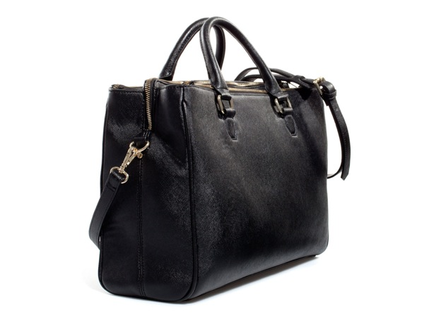 eba7ac43827 Hyped up Holly : Zara City bag with zips Review