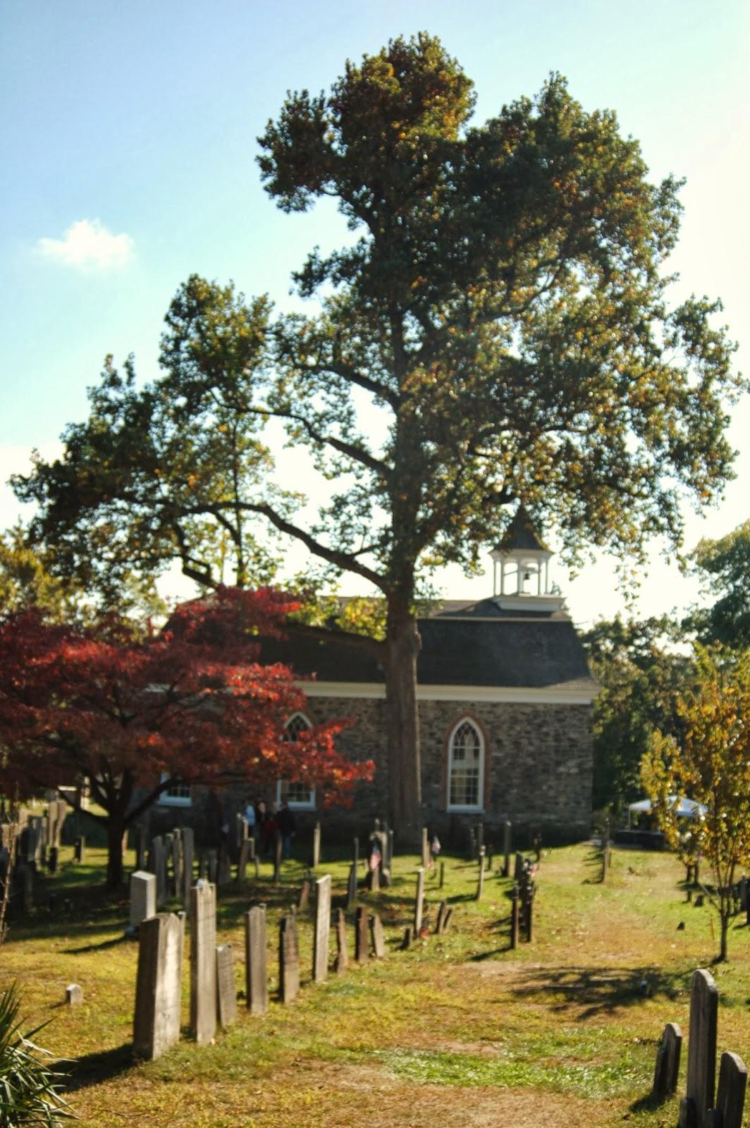 Bygone Living October In Sleepy Hollow