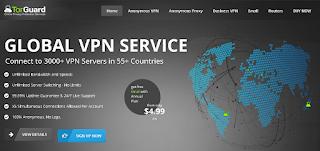 Kode Diskon 50% Pembelian TorGuard VPN