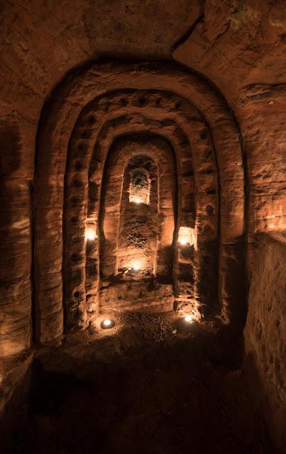 Τα μυστικά των Ναϊτών Ιπποτών σε ... λαγούμι: Μυστηριώδεις σήραγγες ηλικίας αιώνων βρέθηκαν στη Βρετανία