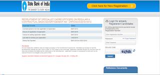 image showing ragistration website