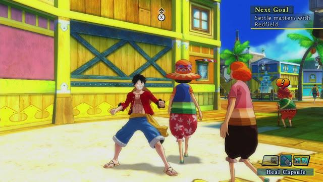 Já pode desfrutar das primeiras imagens de One Piece Great Colosseum. Disponível o primeiro trailer.