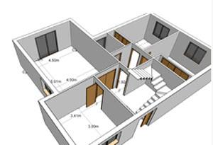 10 mejores aplicaciones para hacer planos de casas gratis for Como crear un plano de una casa