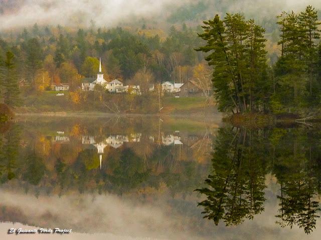 Long Lake, otoño en Adirondack - Nueva York, Estados Unidos por El Guisante Verde Project