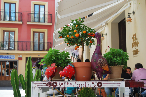 El Pinton restaurant Seville Spain